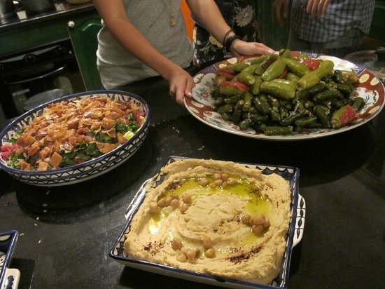 Foto de Home Cooking and Dining Experience Tour at Beit Sitti House