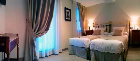 Le Petit Boutique Hotel: Twin Room Siena