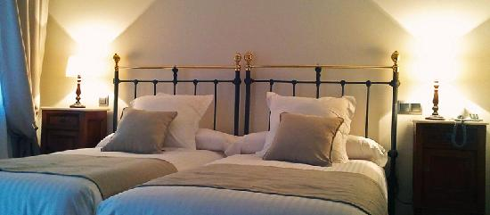 Le Petit Boutique Hotel: Twin Room Siena 2