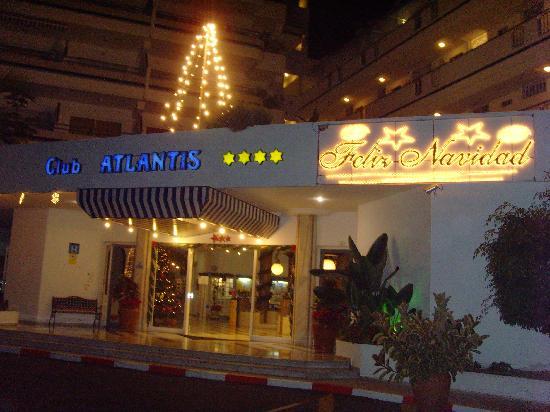 HOVIMA Atlantis: Main entrance