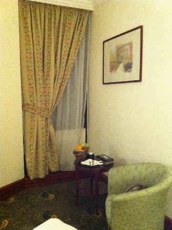 Hotel Al Shohada: Frauit Baskit