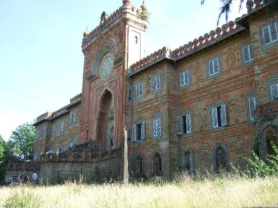 Province of Florence, อิตาลี: Castello  di Sammezzano