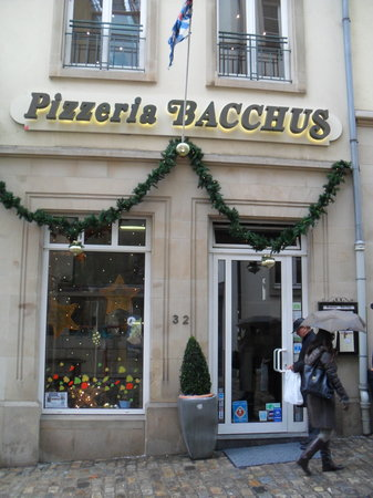 Restaurant-Pizzeria Bacchus