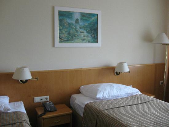 Hotel Kompas: ROOM n. 113 -:)) Bella grande comoda PANORAMICA per non fumatori! La consiglio