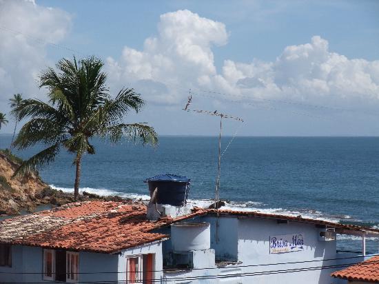 Pousada Via Brasil: Excellent location!