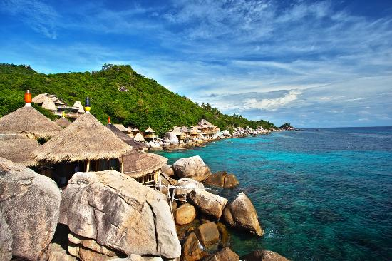 Koh Tao Bamboo Huts : Overview