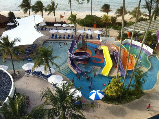 Slides picture of hard rock hotel penang batu ferringhi - Hard rock hotel penang swimming pool ...