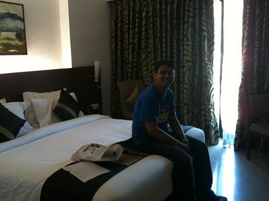 Mercure Lavasa: room