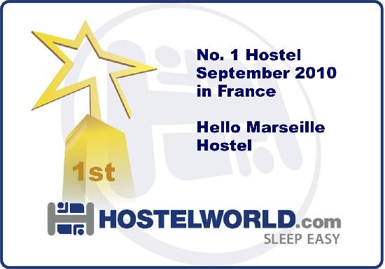 Hello Marseille Hostel: Your best backpacker's choice in Marseille !