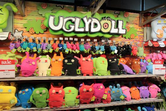 Ugly Dolls Picture Of Toys R Us Times Square New York City
