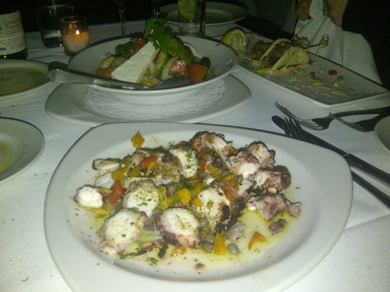 Best Seafood Restaurant In Bergen County Review Of Varka Estiatorio Ramsey Nj Tripadvisor