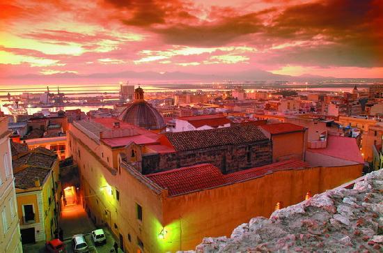 Affittacamere Art Rooms: scorcio di Cagliari