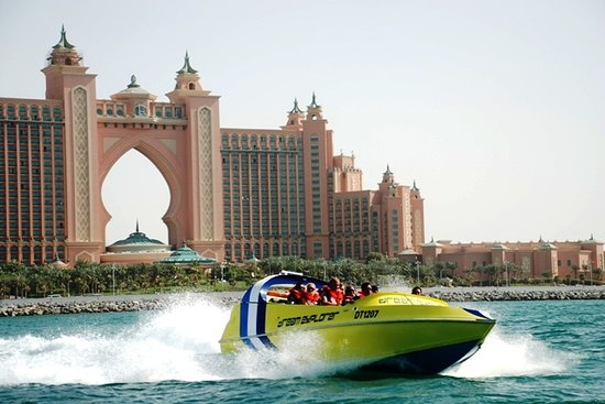 Dream Explorer Jet Boating