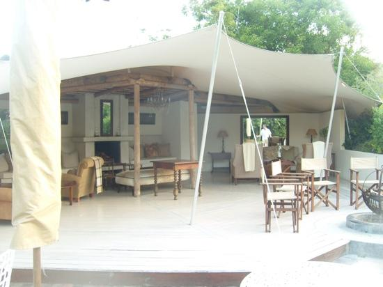 Hunter's Country House: the Boma