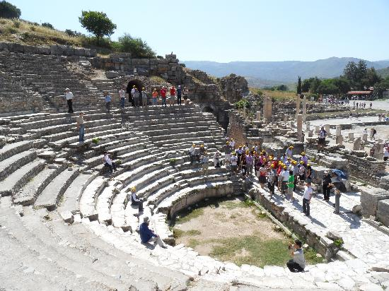 Ephesus Expert - Day Tours: Arena at Ephesus