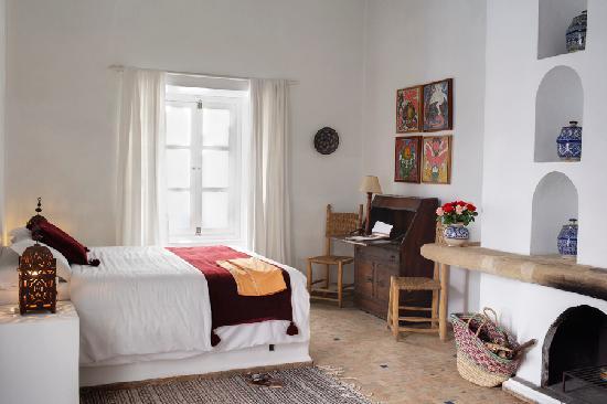 Villa Maroc: Chambre supérieure