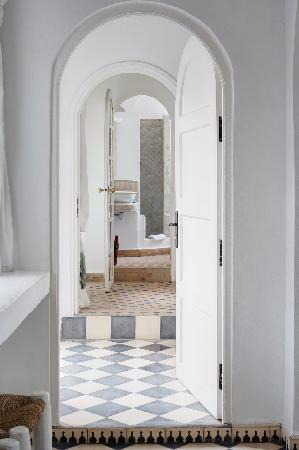 Villa Maroc: Chambre