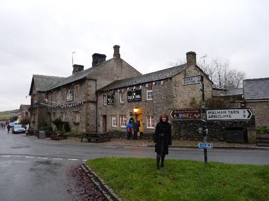 The Buck Inn: warm welcome