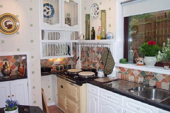 Braeside House: Kitchen