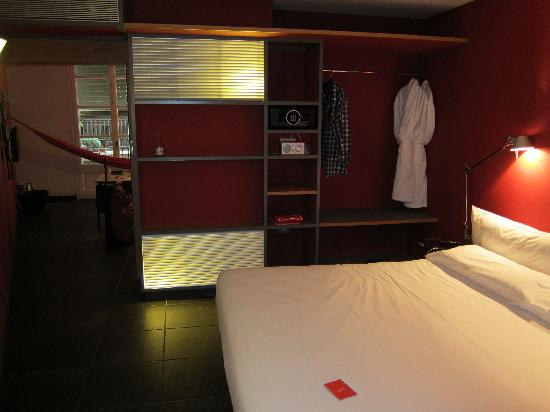 Casa Camper Hotel Barcelona: bedroom