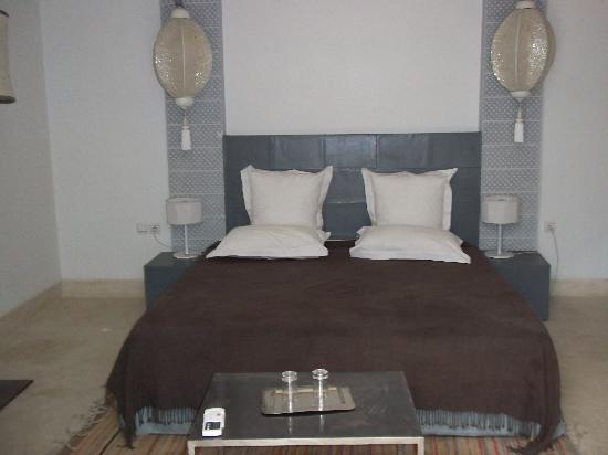 chambre du riad Awa