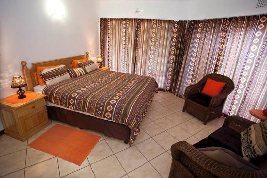 Bizafrika Guest Lodge & Conference Centre: Room 4 one of our Double Rooms