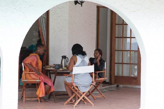 Bizafrika Guest Lodge & Conference Centre: Guest from the whole world 2