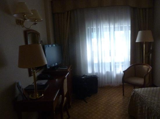 Hotel Oreanda: Zimmer