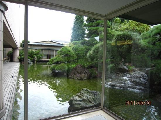 Otani Memorial Art Museum: お庭拝見