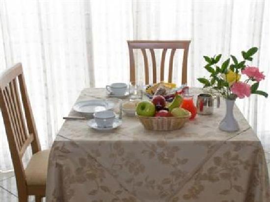 PrimHotel: sala colazioni