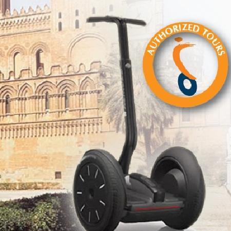 CSTRents - Palermo Segway PT Authorized Tour