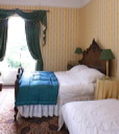 Ashley Park House: bishops room