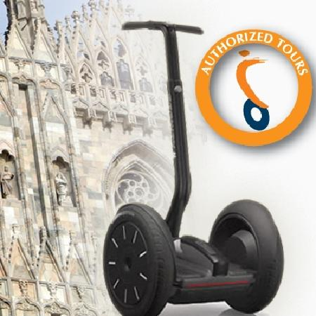 CSTRents - Milan Segway PT Authorized Tour: Milano Segway PT Tour authorized by CSTRents