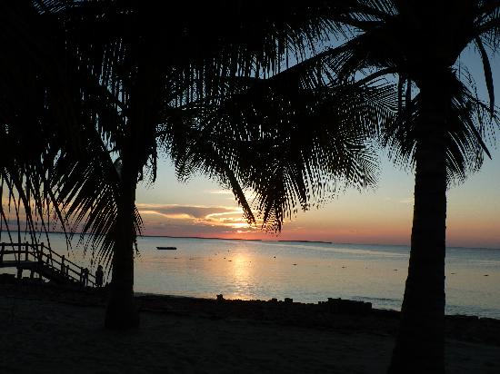 Diamonds La Gemma dell' Est: coucher de soleil sur la plage