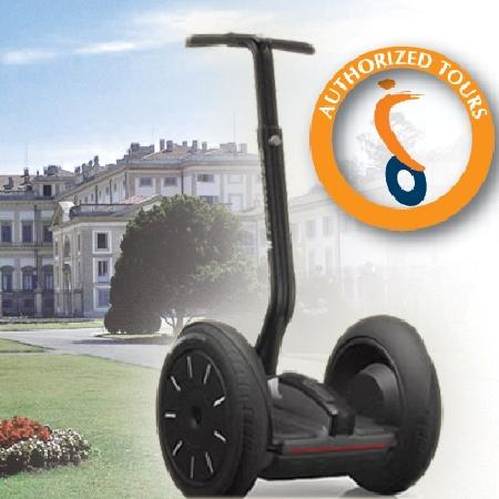 CSTRents - Segway PT Tour Autorizzato - Monza Historic Center or Monza Park