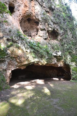 Laconi, อิตาลี: Le grotte