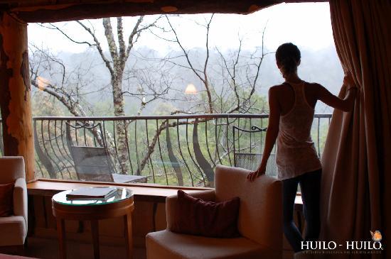 Huilo Huilo Nothofagus Hotel: Suite
