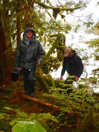 Spirit Bear Lodge: On a Game Trail
