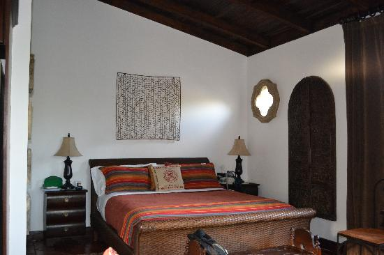 Villa Andalucia Bed and Breakfast: Bedroom