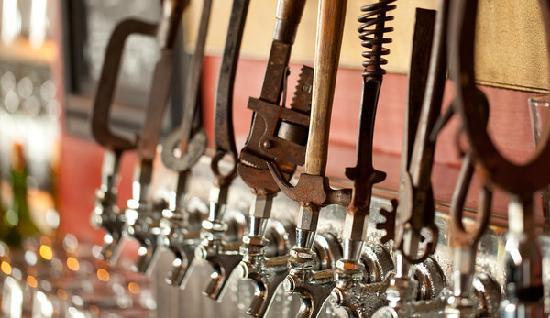 Turkey Hill Brewing Company: Tool Taps
