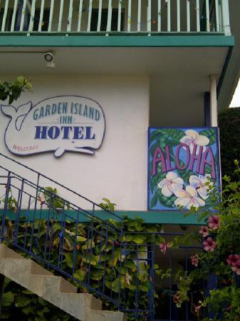 Garden Island Inn: My Aloha Abode