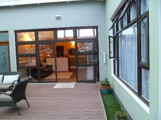 Namib Guesthouse: Beautiful setup