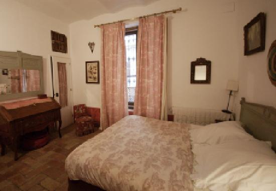 Casa Del Buen Viaje : suite sévillane