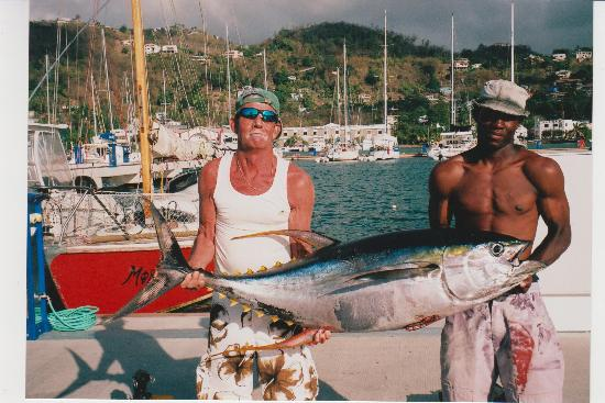 True Blue Sportfishing: Happy Days
