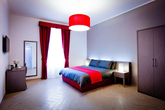Castellani a San Pietro: Red Room King Size
