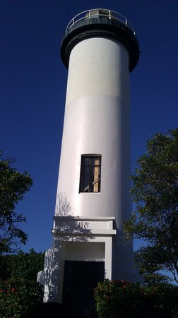 Punta Higuera Light House