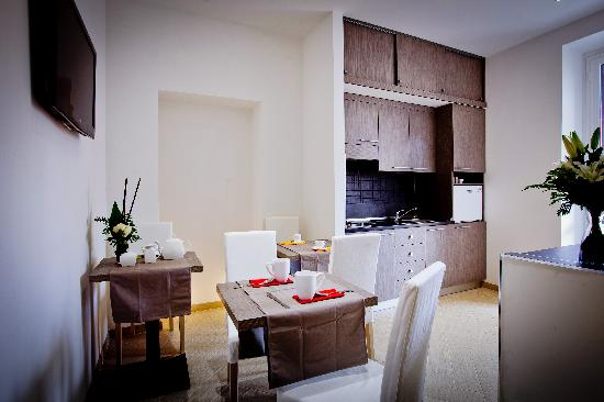 Castellani a San Pietro: Breakfast room
