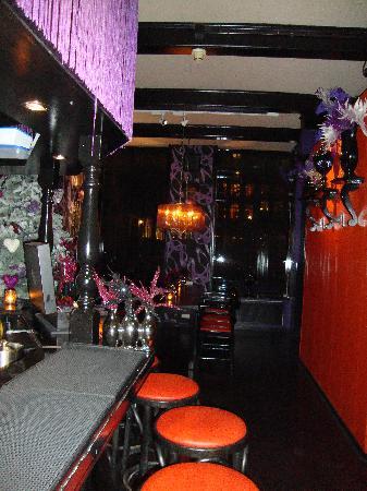 Hotel Sebastian's: Bar