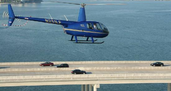 Miami Helicopter Adventure - Gray Line Miami: Helicopter tour