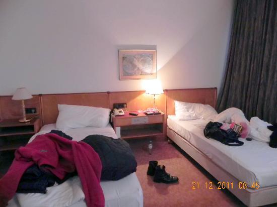 Hotel Ekazent: Twin room